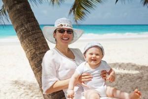 Singlereisen mit Kleinkindern