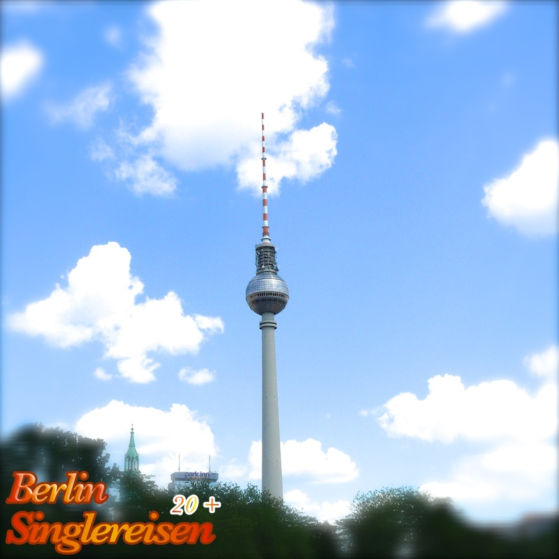 Singleurlaub Berlin 20 Plus