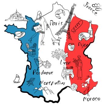 Singleurlaub Frankreich