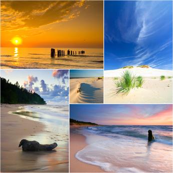 Singlereisen an die Ostsee - ab 30 bis 40, ab 50.
